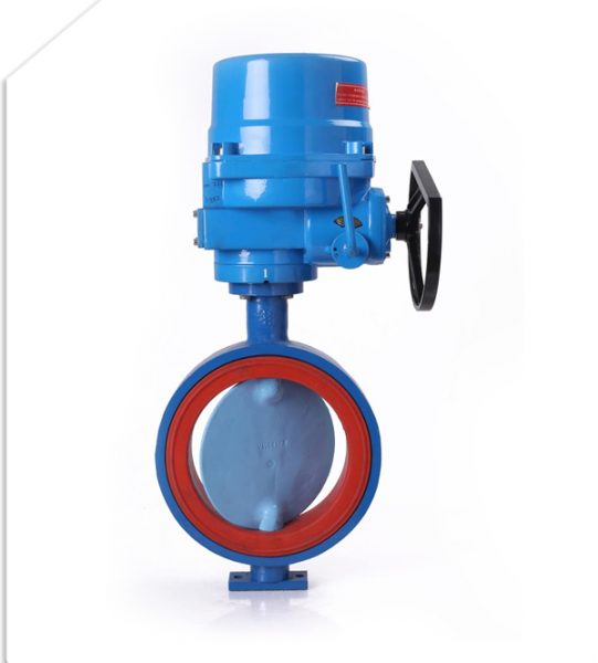 Wafer-Single-Piece-Centric-&-Eccentric-Design-Butterfly-valves